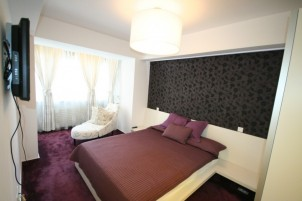 Apartament de inchiriat 3 camere zona Dorobanti, Bucuresti 105 mp
