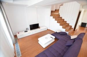 Apartament penthouse de inchiriat 3 camere zona Primaverii, Bucuresti 170 mp