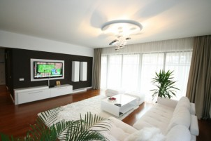 Apartament de inchiriat 4 camere zona Herastrau, Bucuresti 185 mp