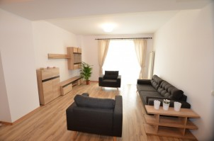 Apartament de inchiriat 4 camere zona Herastrau-Satul Francez, Bucuresti 130 mp