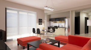 Apartament de vanzare 2 camere zona Herastrau, Bucuresti 92 mp