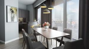 Apartament de vanzare 4 camere zona Herastrau, Bucuresti 195 mp