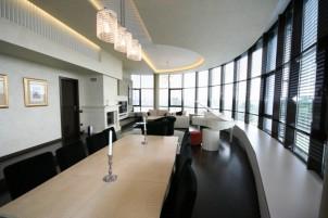 Penthouse de vanzare Bucuresti 5 camere zona Herastrau 575 mp