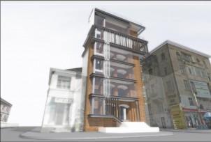 Spatii birouri de inchiriat zona Universitate, Bucuresti 882.25 mp