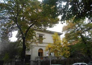 Spatii birouri in vila de inchiriat zona Aviatorilor, Bucuresti 527 mp