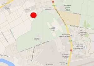 Teren de vanzare Bucuresti zona Baneasa - DN 1 27.500 mp parcelabil in min. 10.000 mp