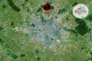 Teren de vanzare cu proiect rezidential zona Baneasa, Bucuresti, 9000 mp
