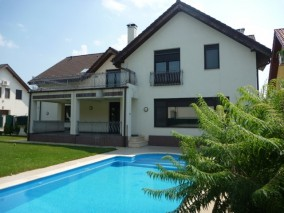 Vila de inchiriat 6 camere zona Baneasa, Bucuresti 500 mp