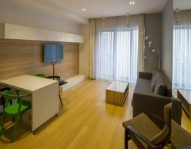 Apartment for rent 2 room Floreasca area, Bucharest 60 sqm