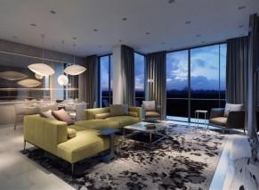 Rahmaninov Residence- Apartament de vanzare 2 camere zona Floreasca, Bucuresti 120 mp