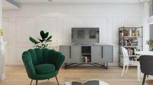 Apartament de vanzare 2 camere zona Herastrau, Bucuresti 67 mp