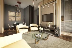 Apartament de vanzare 2 camere zona Herastrau, Bucuresti 82 mp