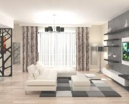Apartament de vanzare 2 camere zona Pipera/Iancu Nicolae 91.05 mp