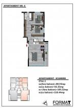 Apartament de vanzare 3 camere zona Pipera-OMV, Bucuresti 110 mp