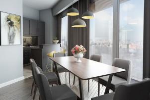 Apartament de vanzare 5 camere zona Herastrau, Bucuresti 195 mp