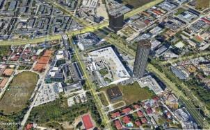 Building for sale Barbu Vacarescu - Promenada, Bucharest 8750 sqm