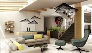 Penthouse de vanzare 5 camere zona Pipera-Aviatiei, Bucuresti 573 mp