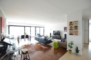 Penthouse de inchiriat 6 camere zona Iancu Nicolae/Pipera 420 mp