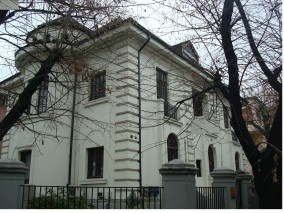 Office spaces for rent in villa Dorobanti - Capitale area, Bucharest 120 sqm