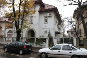 Office spaces for rent in villa Dorobanti area, Bucharest 340 sqm