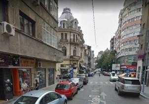 Spatiu comercial de inchiriat zona Piata Amzei, Bucuresti 204,26 mp