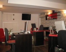 Commercial space for rent Calea Victoriei area, Bucharest 47.6 sqm