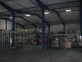 Warehouse for sale Pantelimon - Tuborg area Bucharest 1,028 sqm