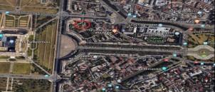 Teren cu autorizatie de constructie, de vanzare, zona Piata Uniriii, Bucuresti