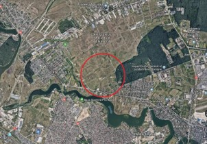 Land for sale Baneasa area, Bucharest 9900 sqm