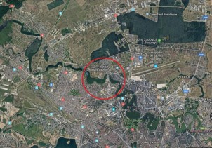 Land for sale Baneasa area, Bucharest 9935 sqm