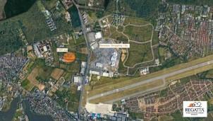 Land plot for sale Baneasa - Jandarmeriei area, Bucharest 1245 sqm