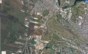 Land for sale, Chitila area 46,200 sqm