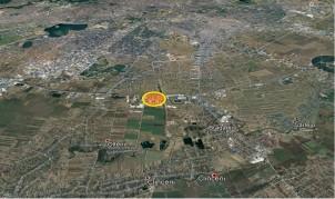 Land plot for sale South Western side - Bragadiru, Ilfov county 23.943 sqm