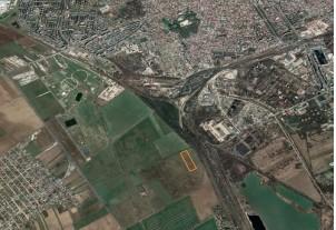 Urban land plot for sale Ploiesti, Prahova county 16.600 sqm