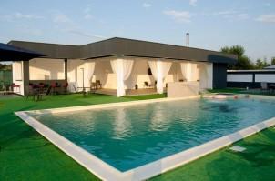 Villa for rent 7 room Corbeanca, Ilfov county 1.140 sqm