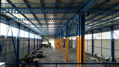 Spatiu industrial de inchiriat Autostrada Bucuresti - Pitesti, 2.316 mp