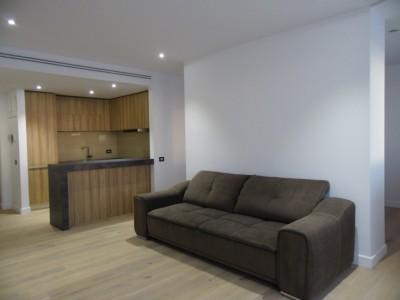 Apartament de inchiriat 2 camere zona Aviatiei - Herastrau, Bucuresti 58.4 mp