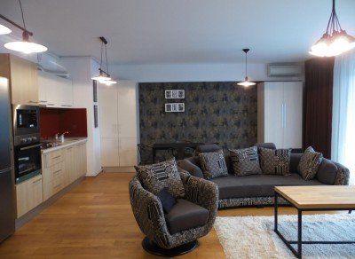Apartament de inchiriat 2 camere zona Floreasca Lake, Bucuresti 70 mp