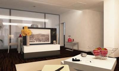 Apartament de inchiriat Bucuresti 4 camere zona Dorobanti - Capitale