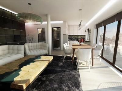 Apartament de vanzare 2 camere comuna Tunari, judetul Ilfov