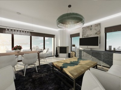 Apartament de vanzare 3 camere comuna Tunari, judetul Ilfov