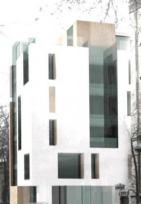 Apartament penthouse de vanzare 3 camere zona Romana, Bucuresti 265 mp