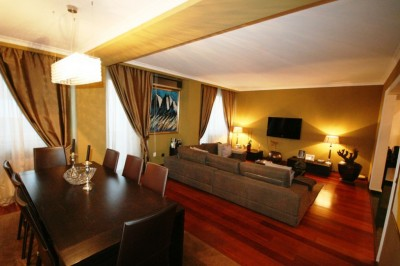 Triplex apartment for sale 5 rooms Floreasca-Lake area, Bucharest 268 sqm