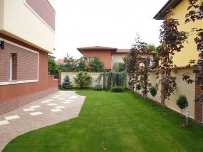 Casa de inchiriat 6 camere zona Baneasa, Bucuresti 500 mp