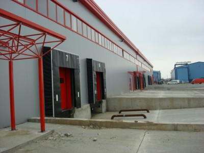 Warehouse for rent Bucharest West - Ringroad area 1.000 sqm
