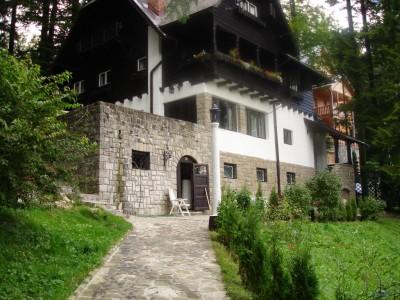 Vila de inchiriat 8 camere zona Sinaia, judetul Prahova