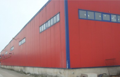 Spatiu industrial de vanzare Bucuresti zona Berceni - Popesti Leordeni