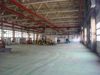 Spatiu industrial de inchiriat Bucuresti zona B-dul Timisoara - Valea Cascadelor