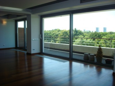 Penthouse for rent 4 rooms Herastrau area, Bucharest 600 sqm