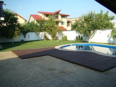Vila de inchiriat 6 camere zona Baneasa - Iancu Nicolae 500 mp